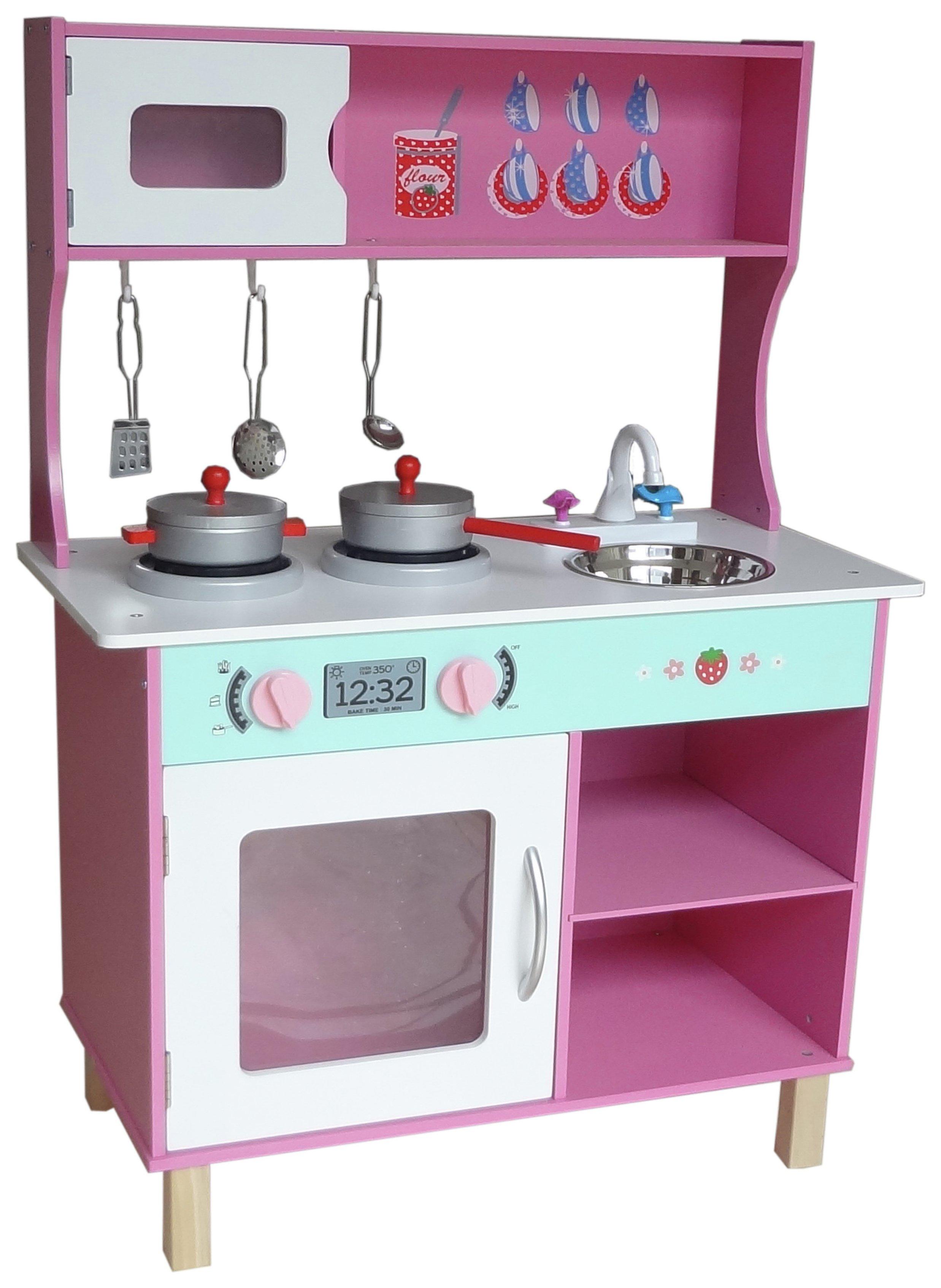 Kiddi Style Kid's Large Modern Wooden Kitchen review