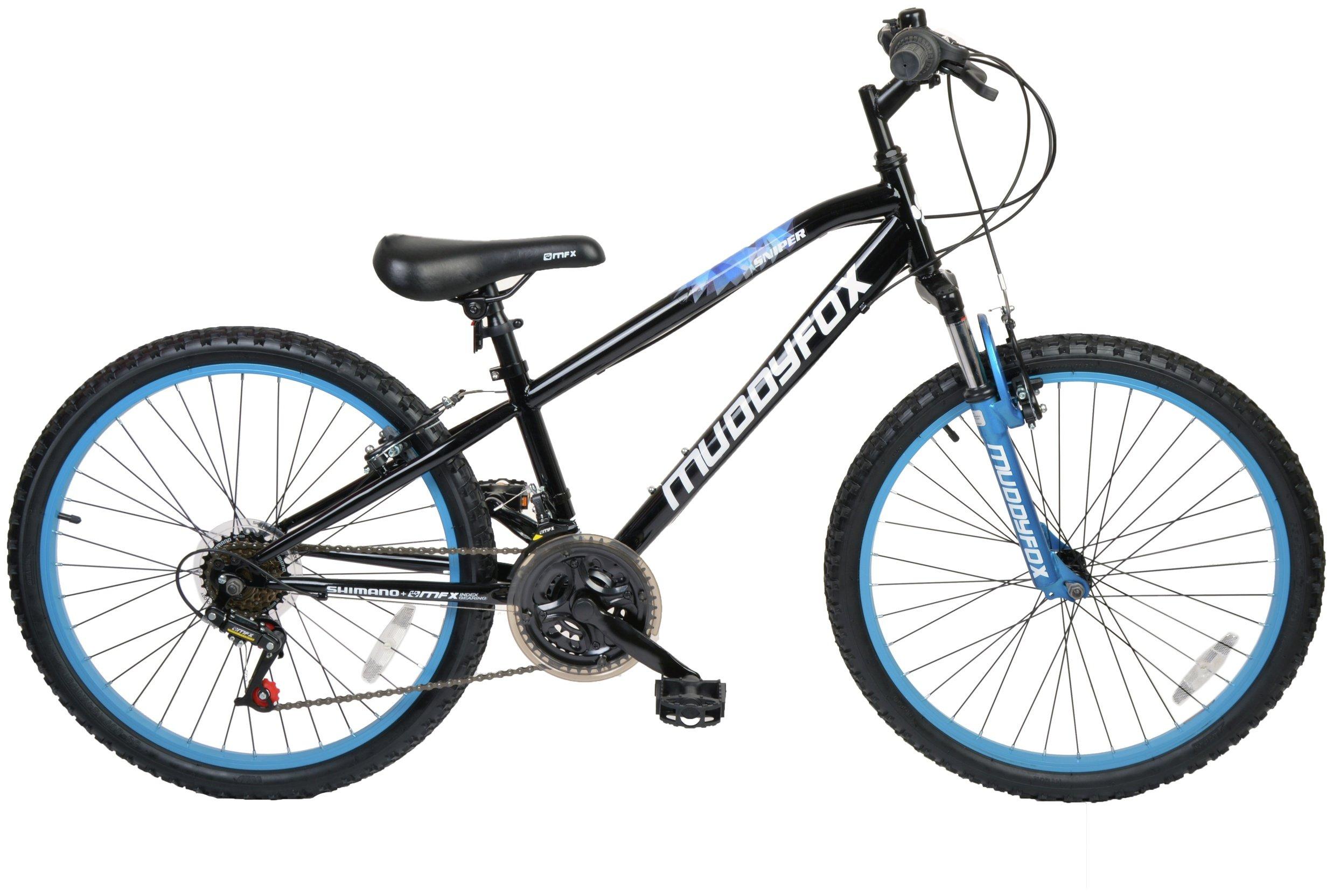 Muddyfox Sniper 24 Inch Boys Bike review