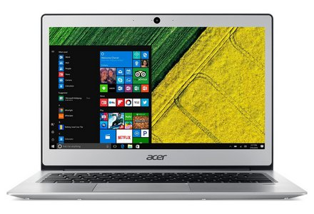 Acer Swift 1 13 Inch Pentium 4GB 64GB Laptop - Silver