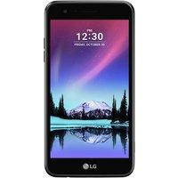 O2 LG K4 2017 Mobile Phone - Black