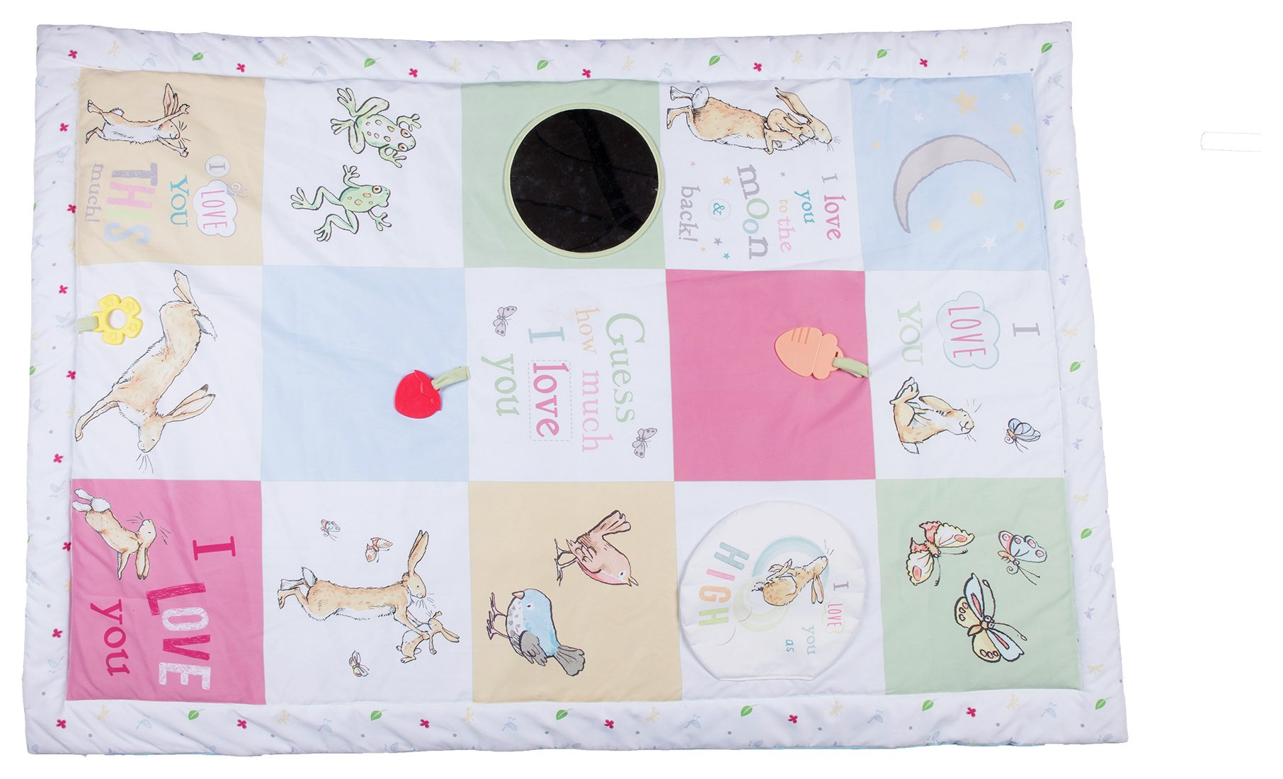 Image of Guess How Much I Love You Activity Playmat.