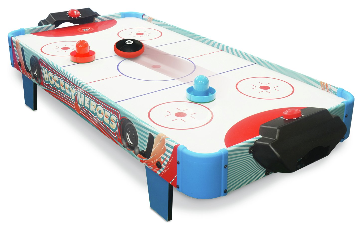 Chad Valley 3ft Push Hockey Game Table Top