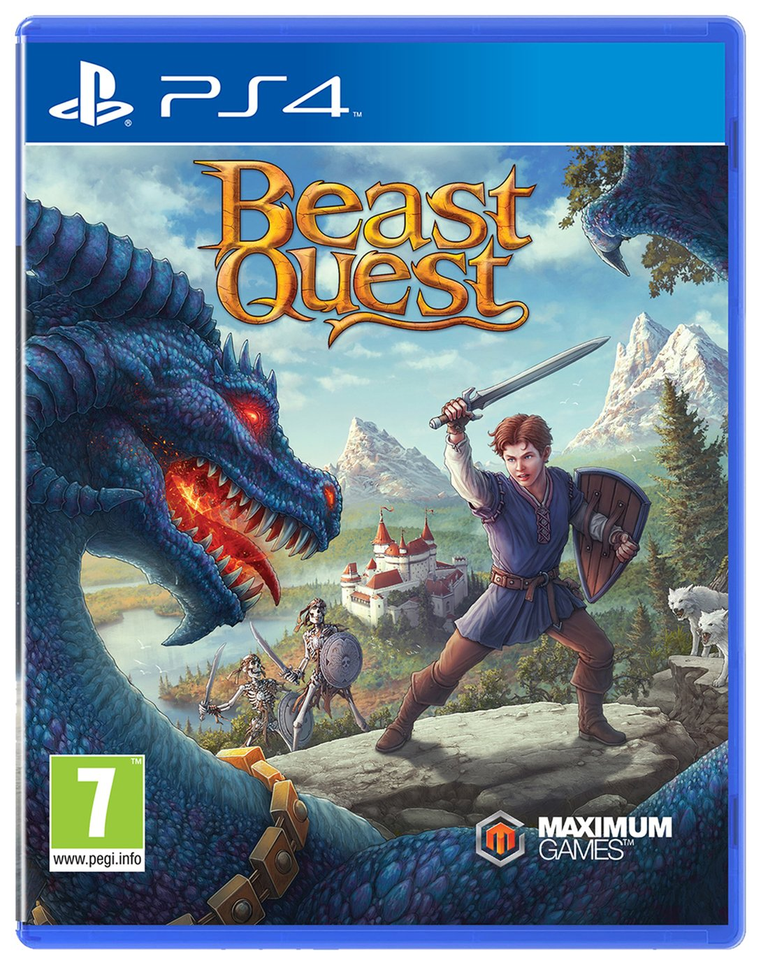 Image of Beast Quest PS4 Game
