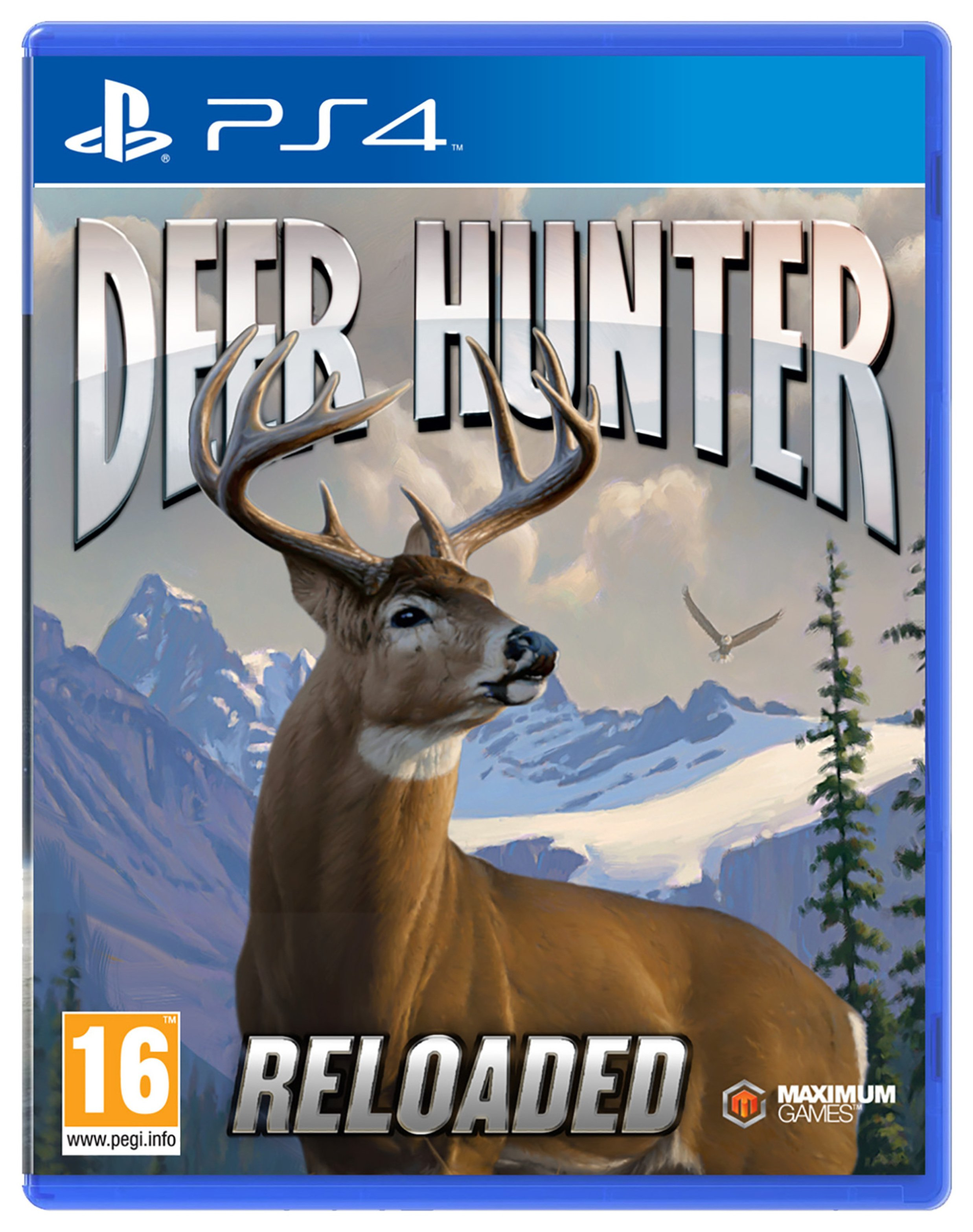 Image of Deer Hunter: Reloaded PS4 Game