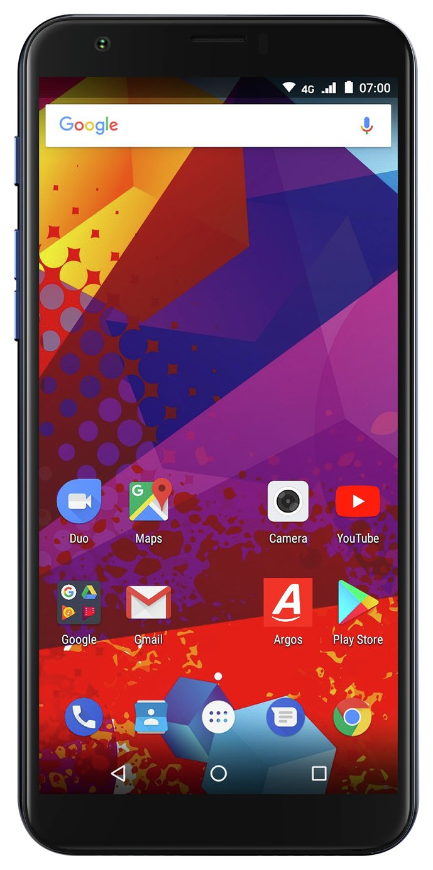 SIM Free Alba 6 16GB Mobile Phone - Midnight Blue