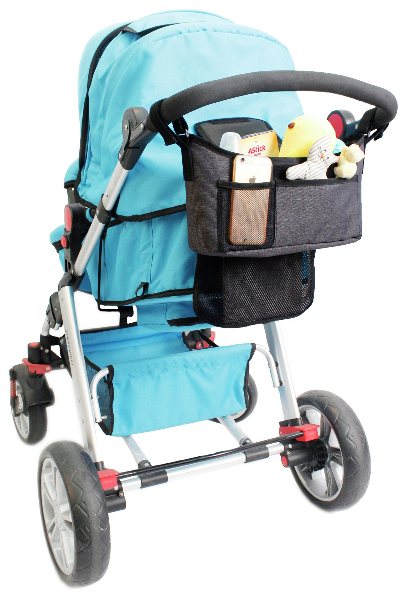 Image of Babydan Stroller Organiser