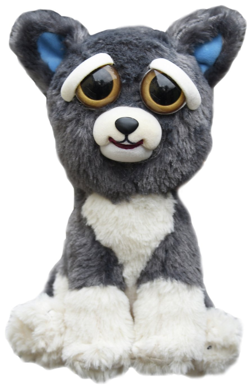 Image of Feisty Pets Sammy Suckerpunch Dog Soft Toy.
