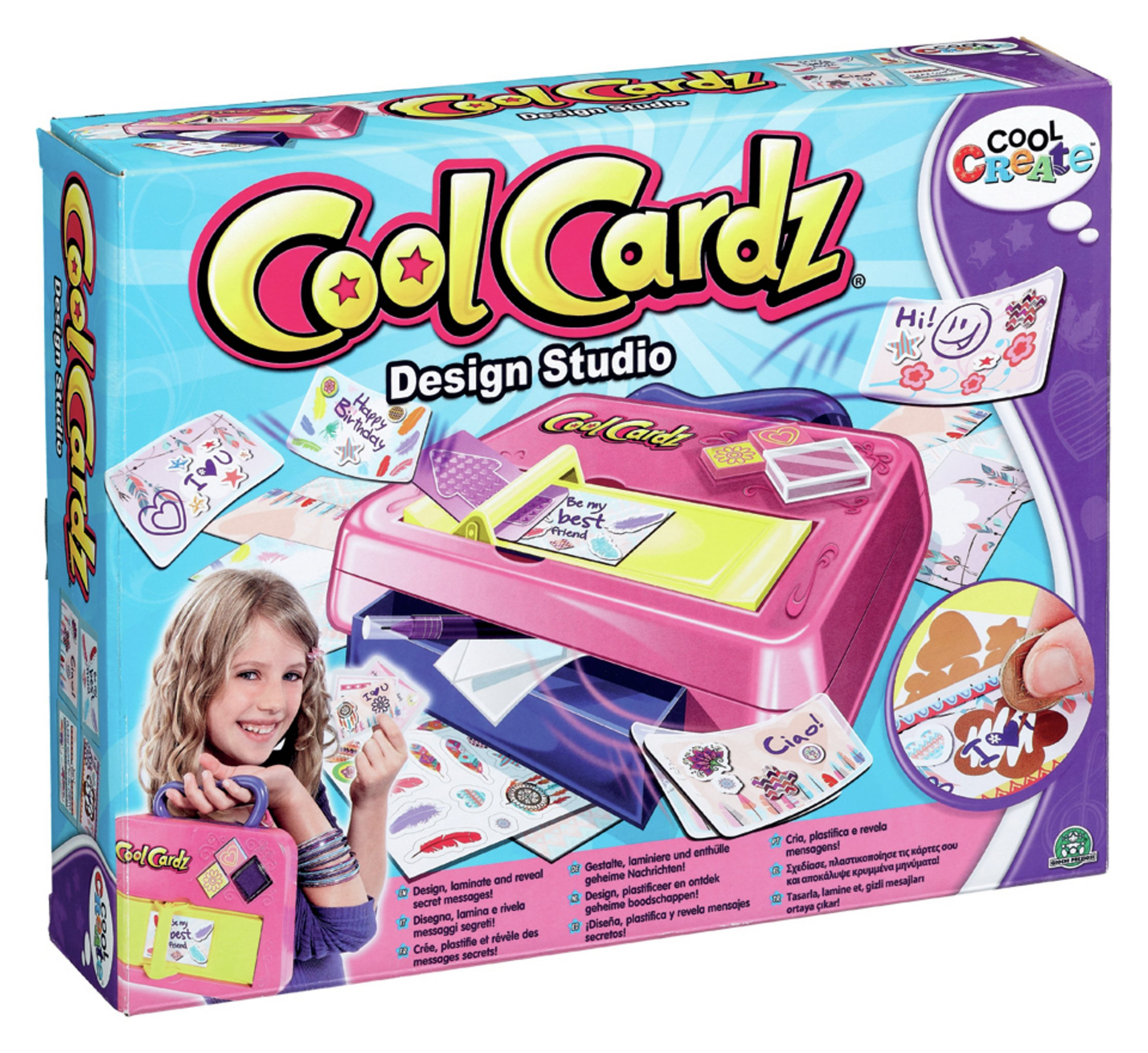 Image of Cool Cardz Design Studio.