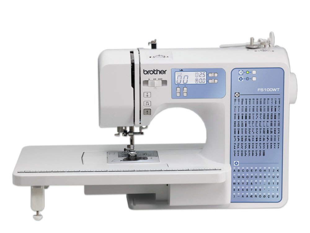 Brother FS100 Computerised Sewing Machine with Table lowest price