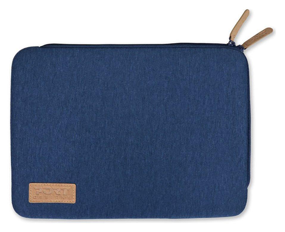 'Port Designs - Torino 13.3-14 Inch - Laptop Sleeve - Blue