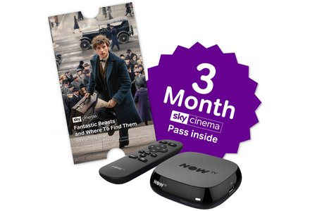 NOW TV Box with Pass