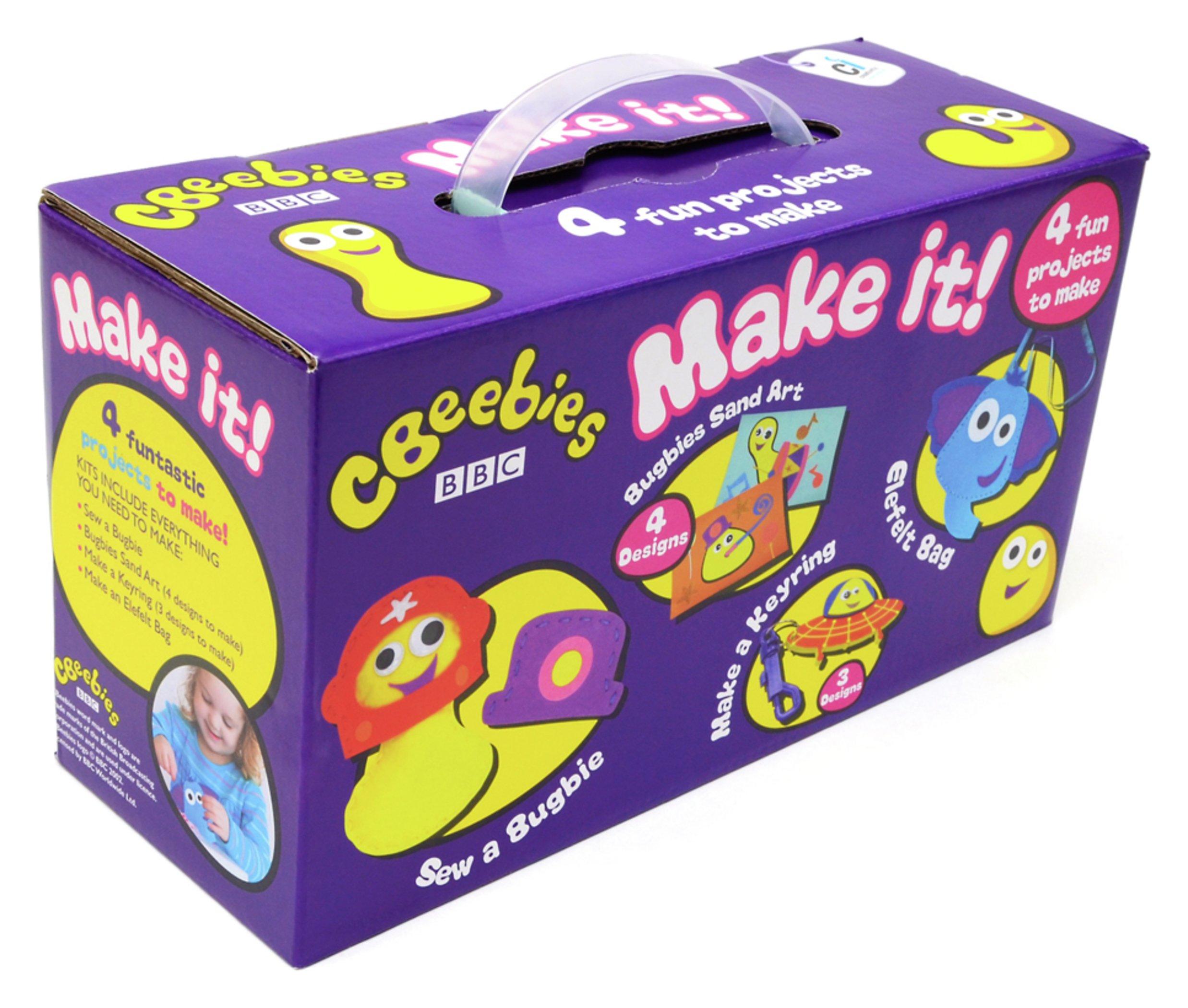 Image of Cbeebies Craft Kit Multipack.