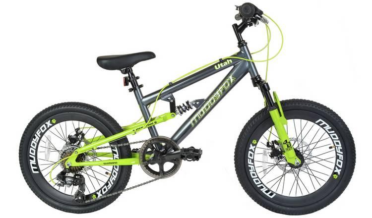 Boys 20 Inch Bike >> Buy Muddyfox Utah 20 Inch Dual Supsension Kids Bike Kids Bikes Argos