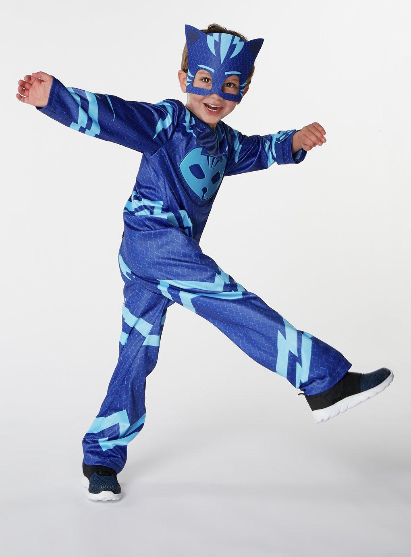PJ Masks Catboy Fancy Dress Costume - 7-8 Years