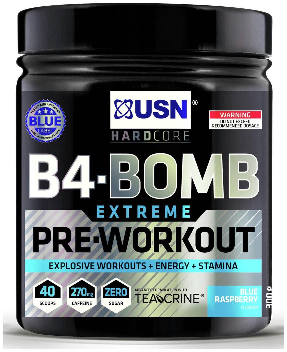 USN Pre Workout B4 Bomb