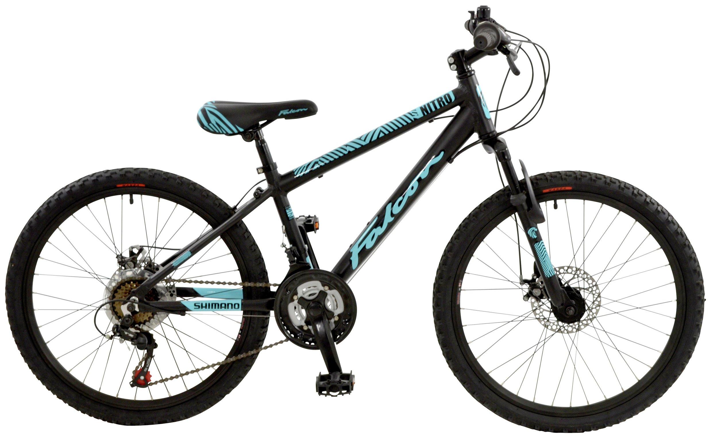 Falcon Nitro Kids 2 Inch Alloy HT Bike