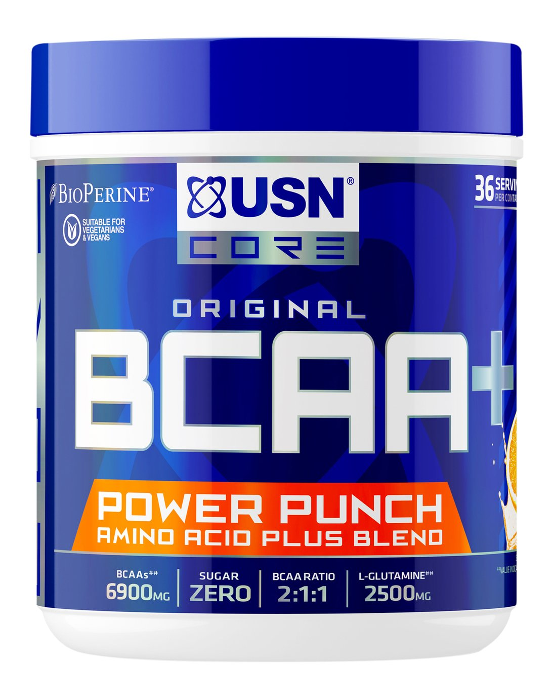 USN BCAA Power Punch 400G