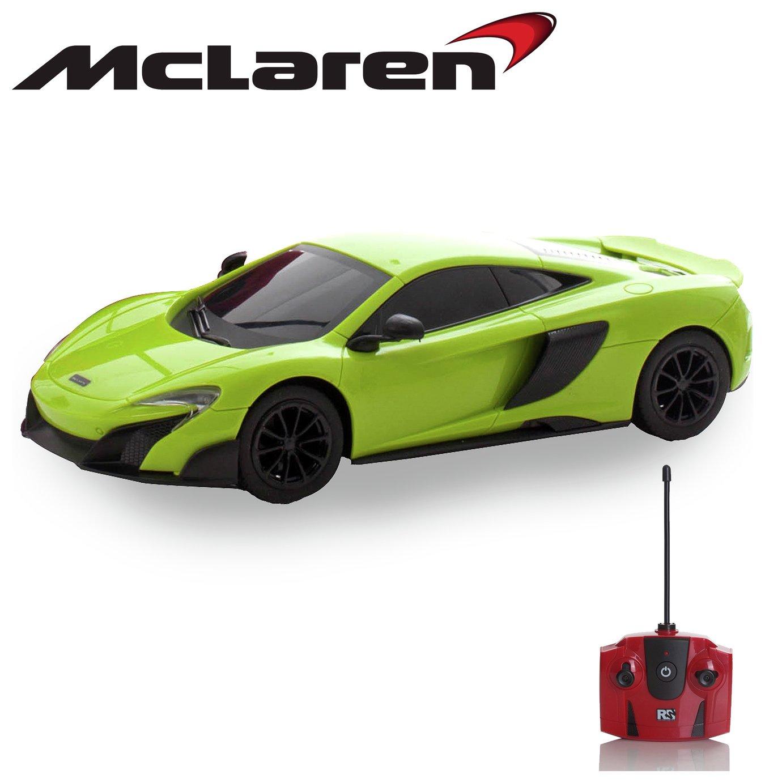 McLaren 675LT RC 1:24 Car   Green.