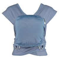 Caboo Lite Baby Carrier - Faded Denim