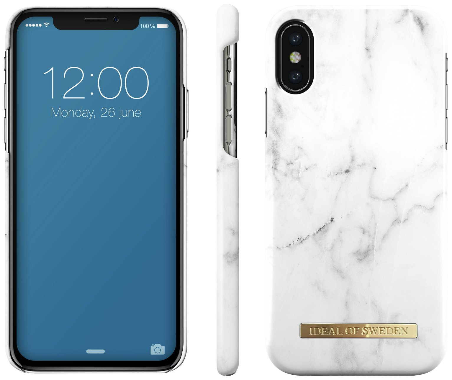 detailed look 05c74 996e6 Ideal of Sweden iPhone X Fashion Case Reviews