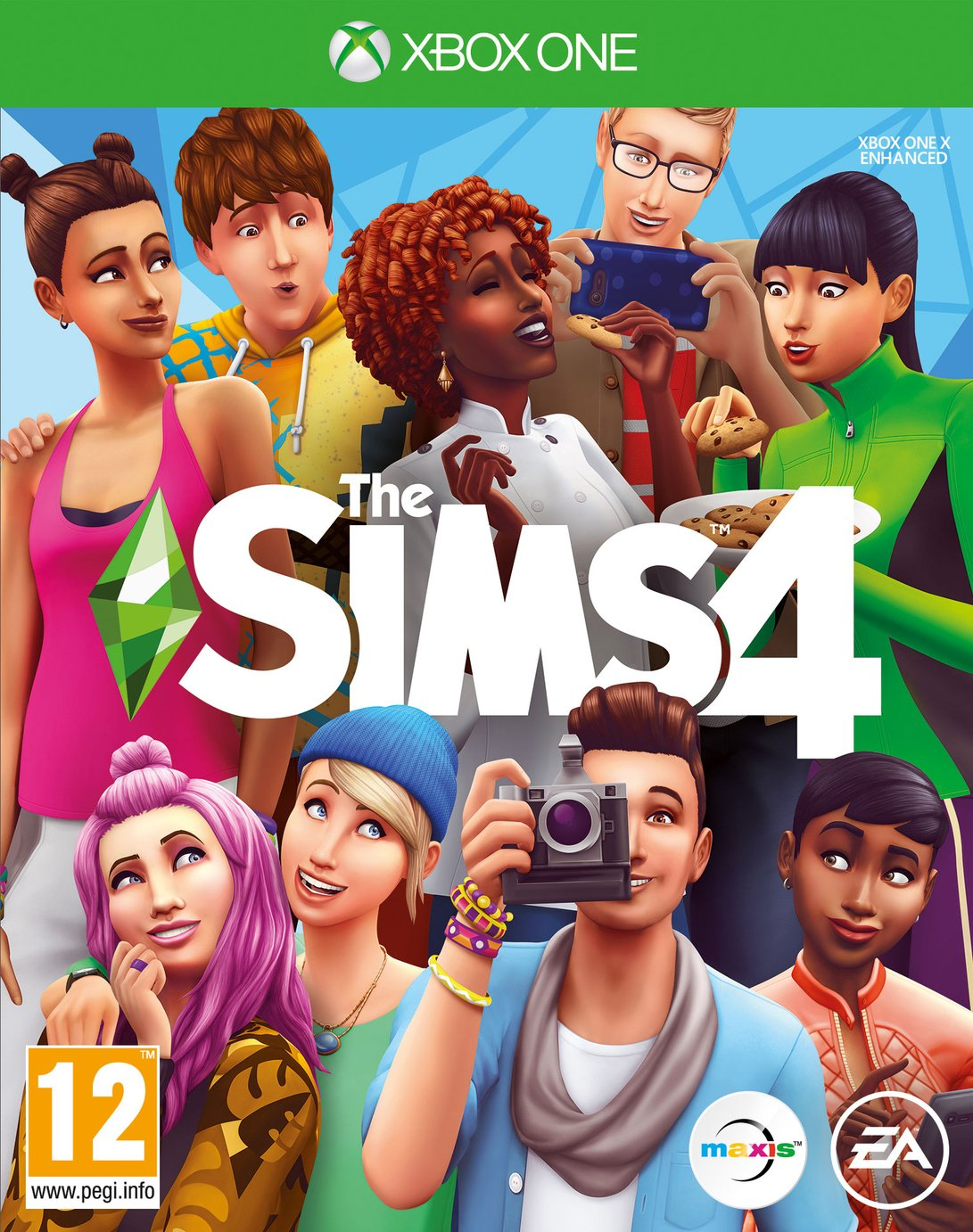 Image of The Sims 4 Xbox One Game