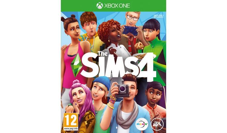Buy The Sims 4 Xbox One Game | Xbox One games | Argos