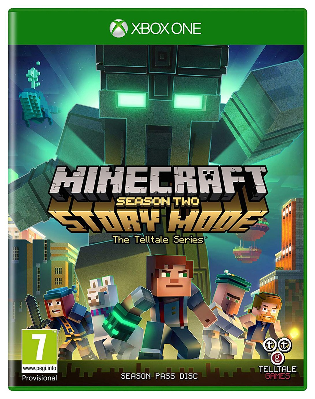 Minecraft Story Mode Season 2 Xbox One