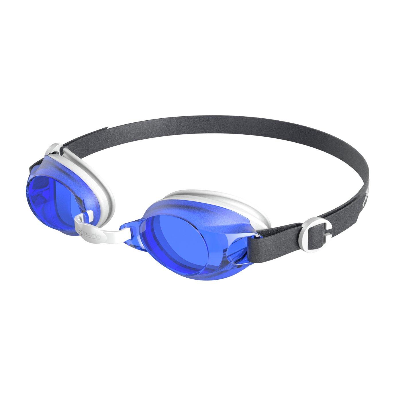 Speedo Jet Blue/White Goggles - Adults