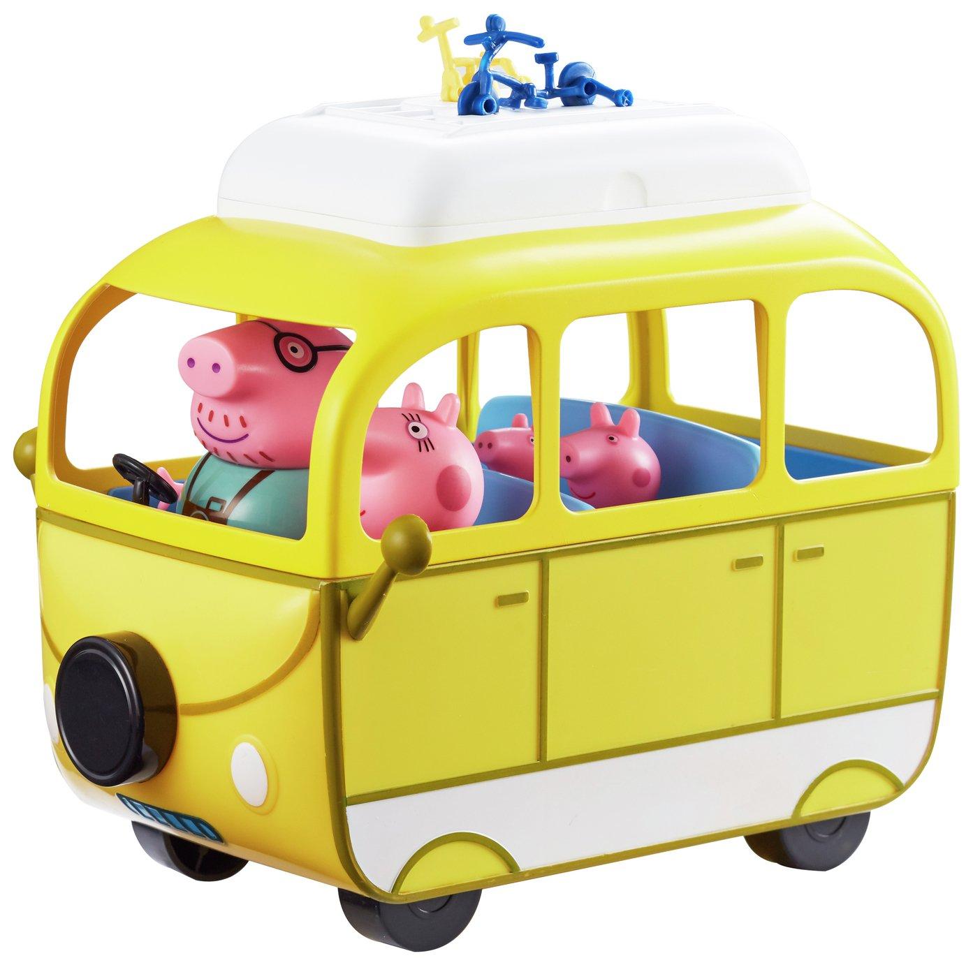 Peppa Pig Campervan Set