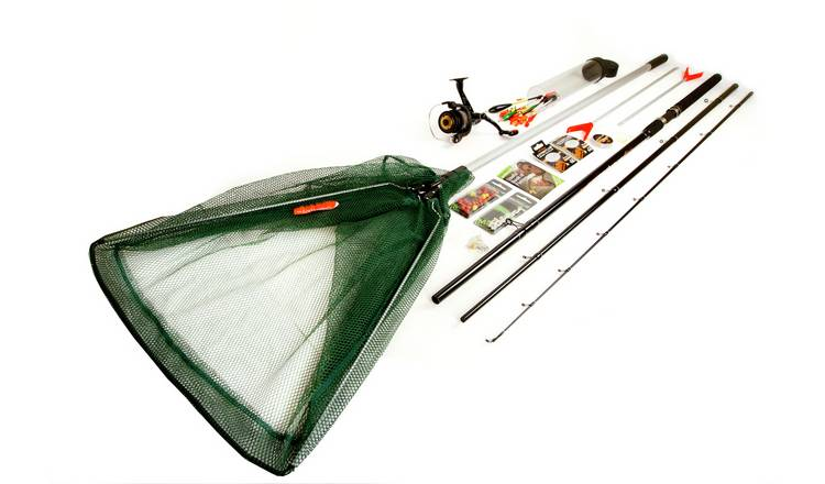 Matt Hayes 12ft Fishing Rod, Net & Accessories Set