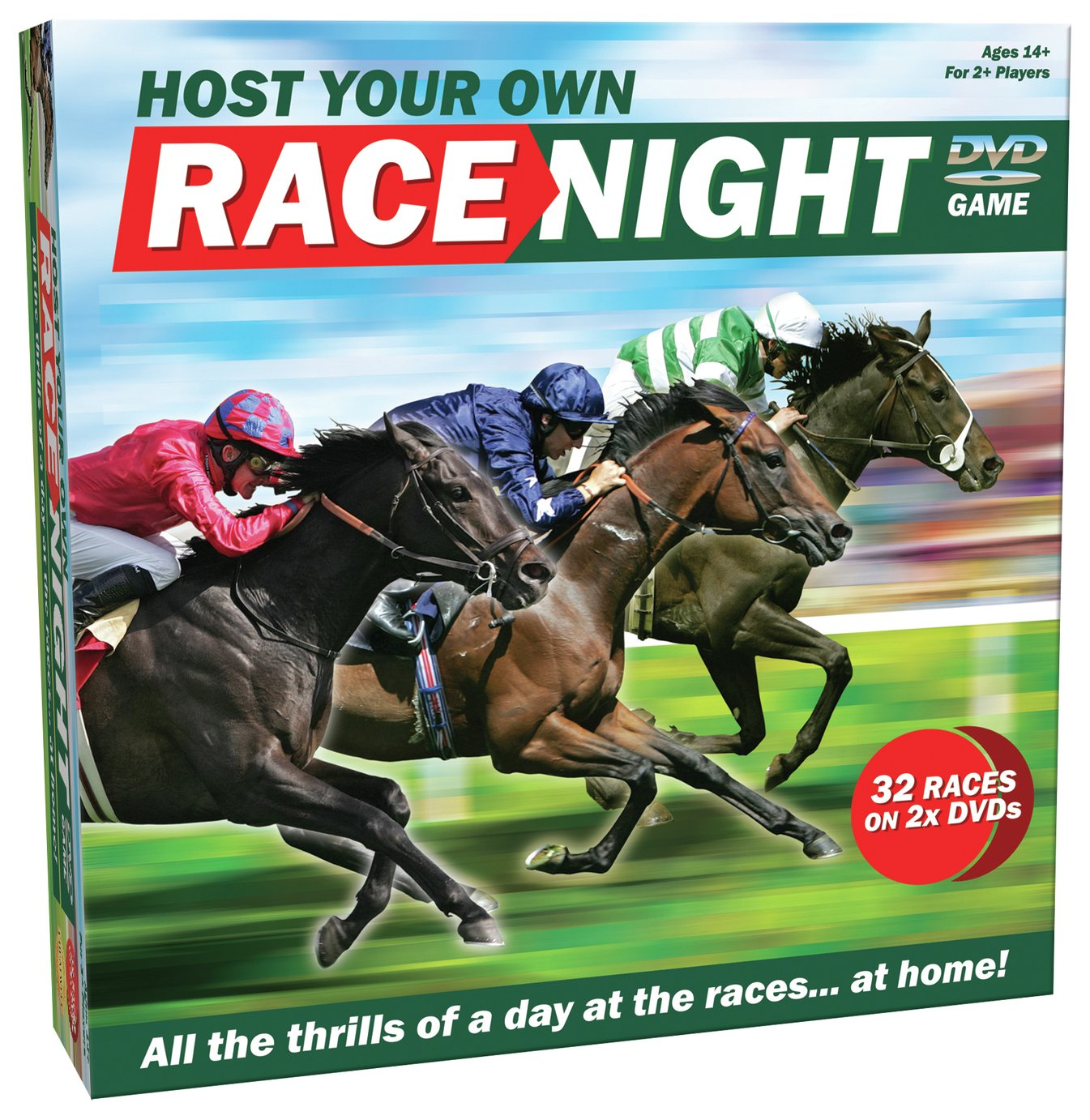 Image of Cheatwell Games Host Your Own Race Night