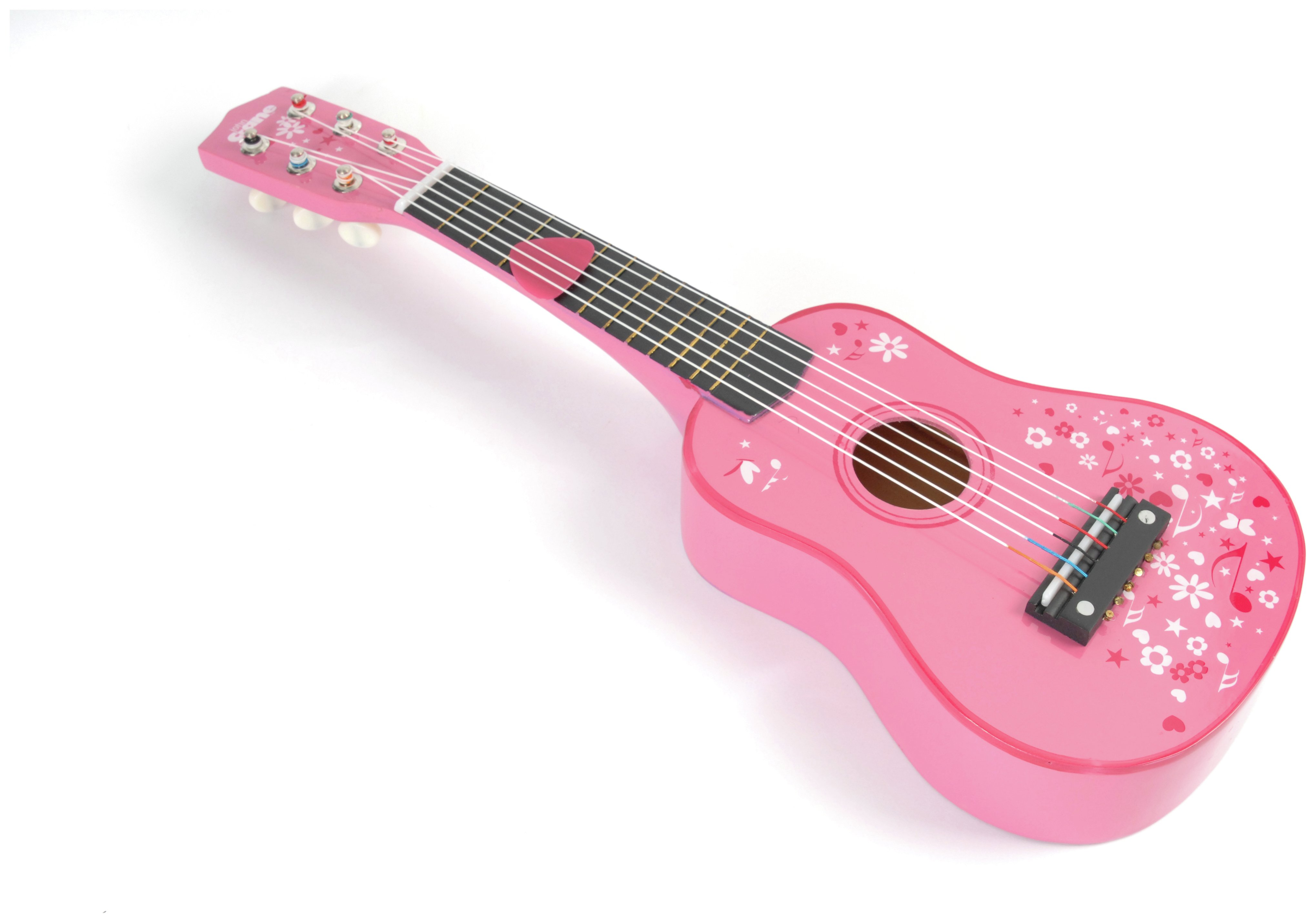 tidlo-flower-guitar-pink
