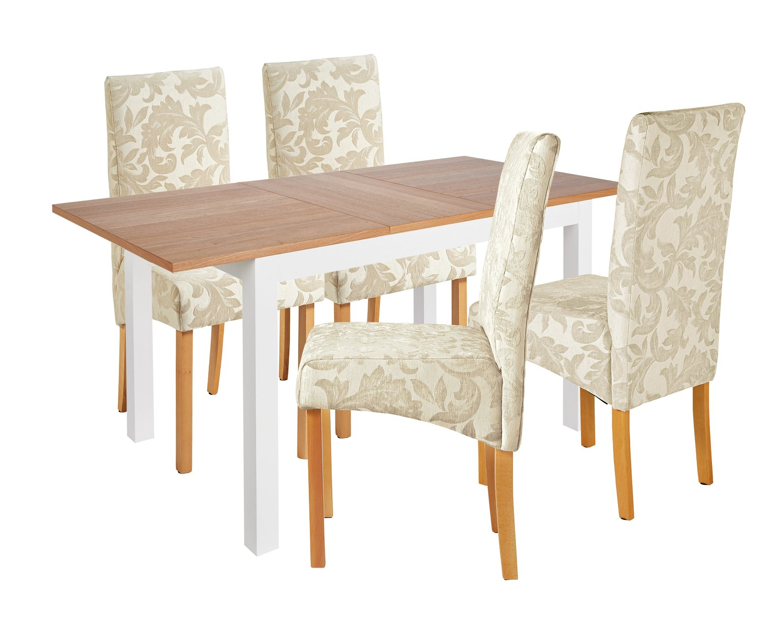 Collection clifton extendable table 4 chairs gay times for 99 normal table