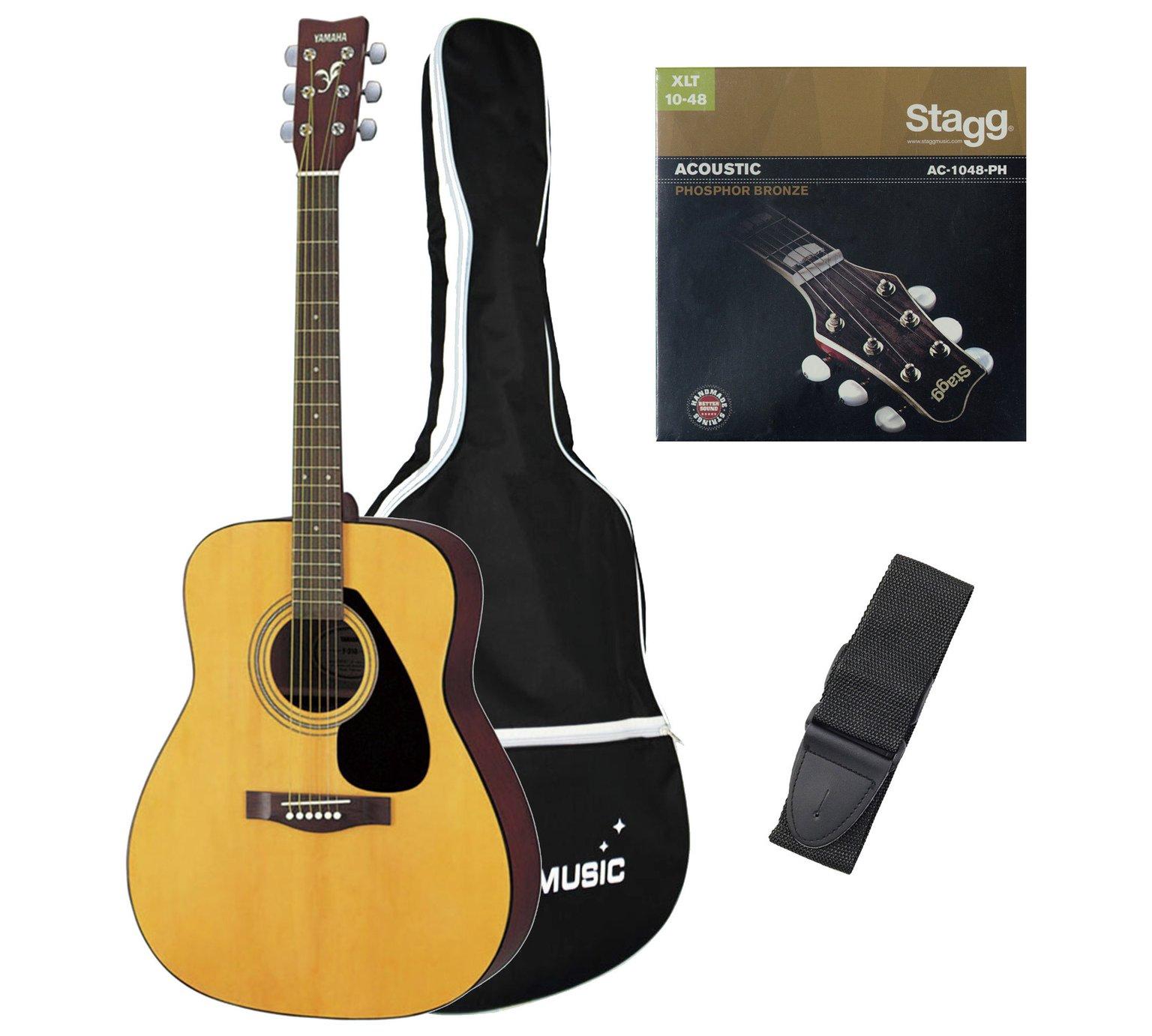 Yamaha F310 Entry Level Guitar - Natural