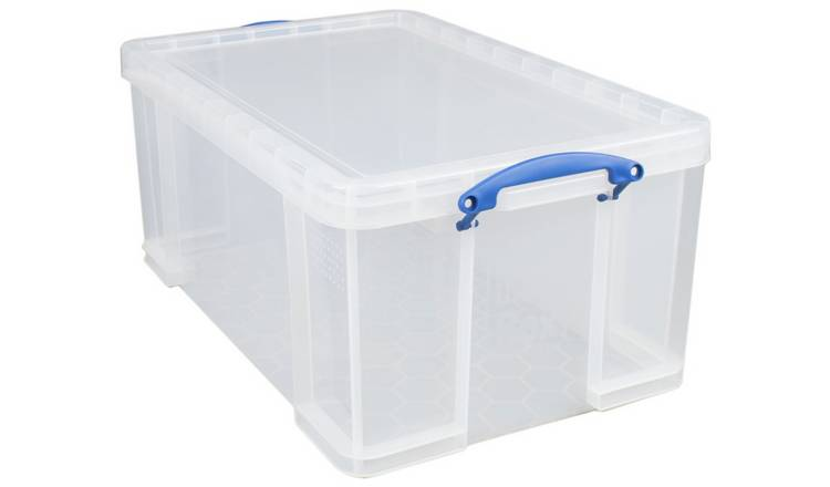 Really Useful 64 Litre Plastic Storage Box