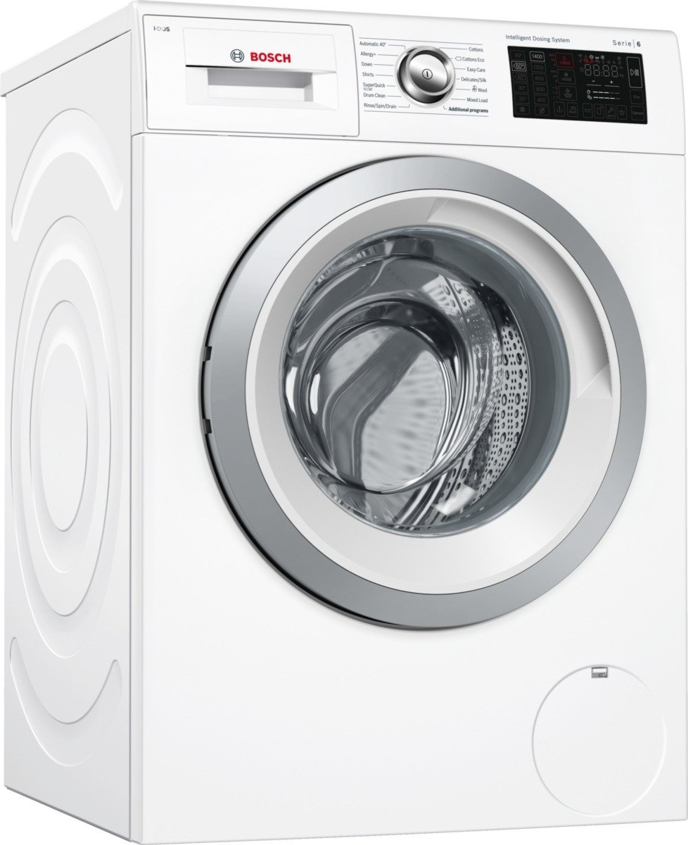 Bosch WAT286H0GB 9KG 1400 Spin Washing Machine - White