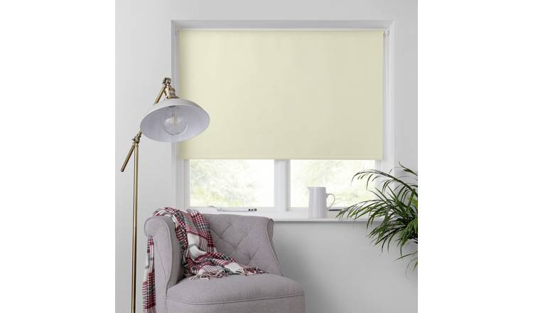 Argos Home Blackout Insulating Roller Blind - 3ft - Taupe