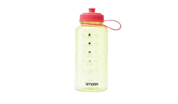 Neon Yellow Yoga Bottle - 1000ml