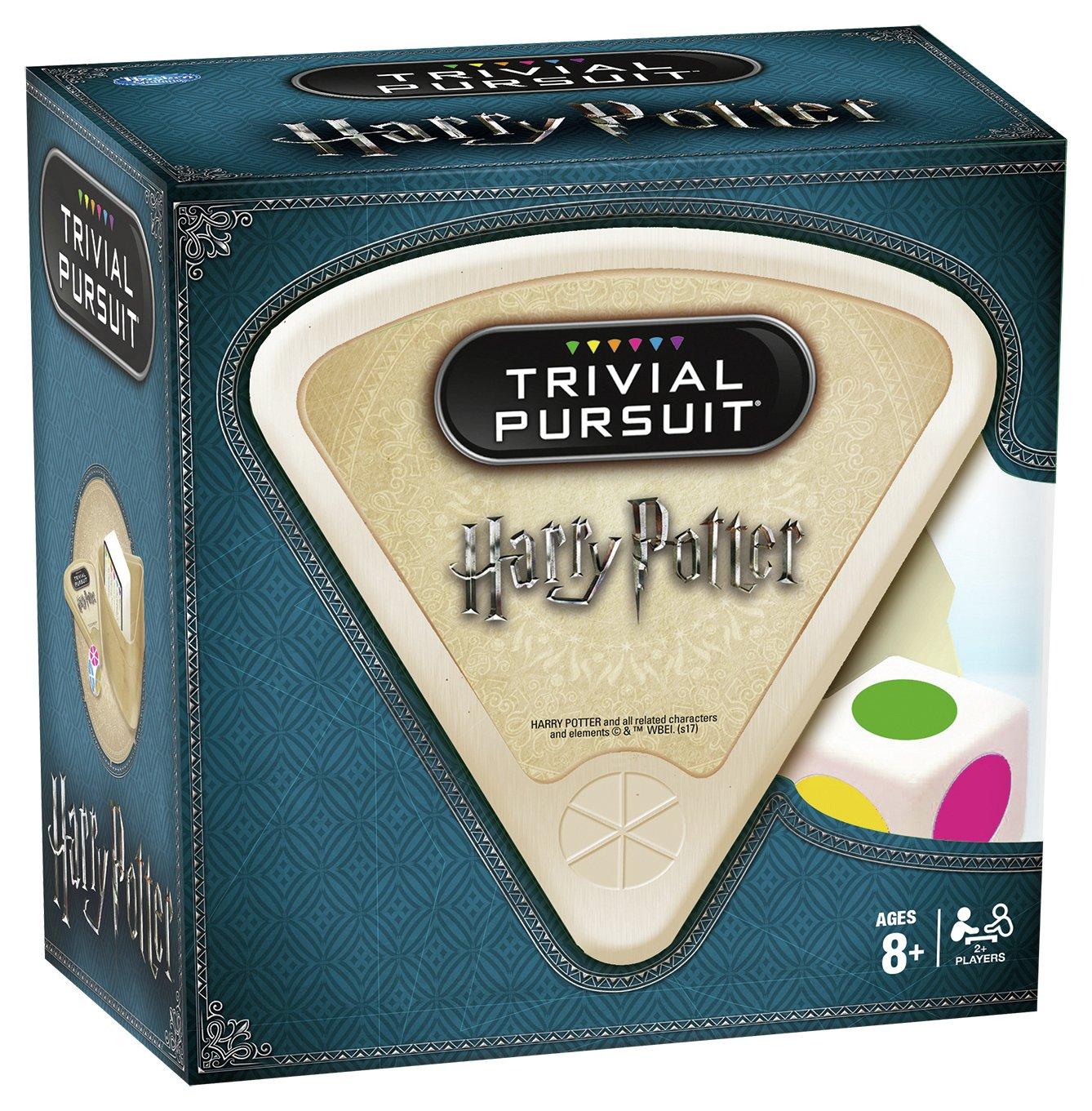 Trivial Pursuit Harry Potter Game.