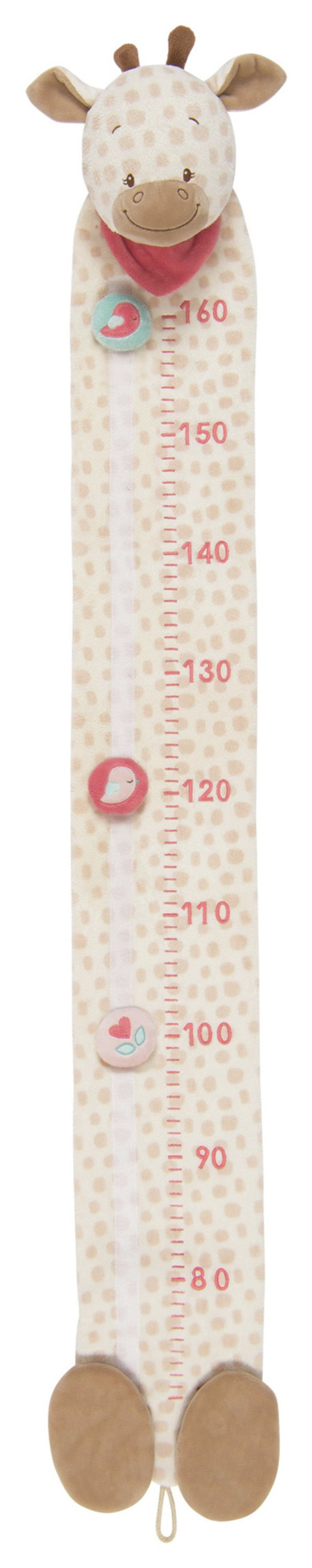 Image of Nattou Charlotte & Rose Growth Chart