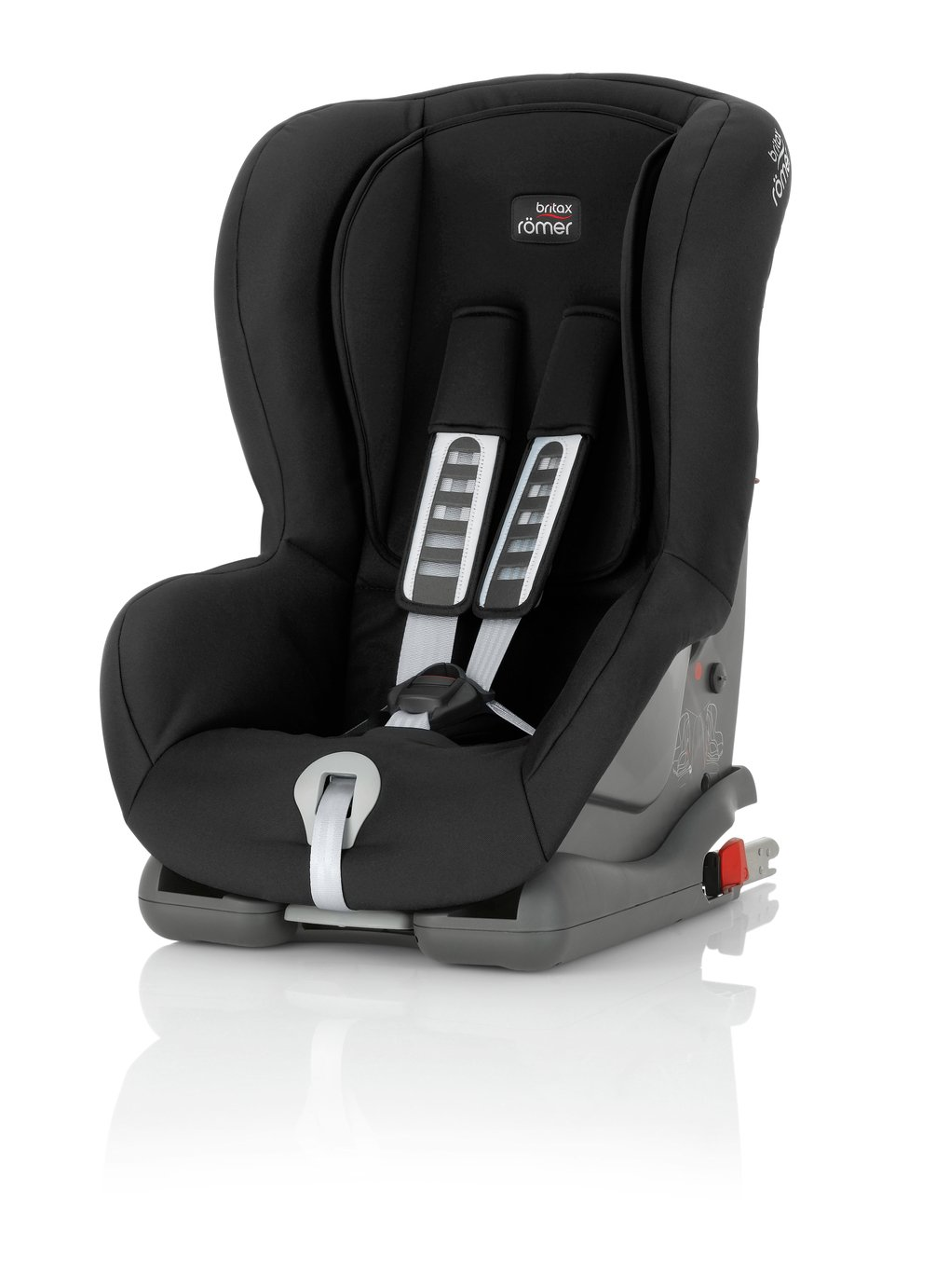 Image of Britax Romer DUO PLUS Group 1 Car Seat - Cosmos Black