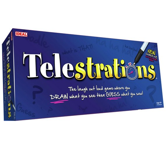 Telestrations Game List Of Words Games World