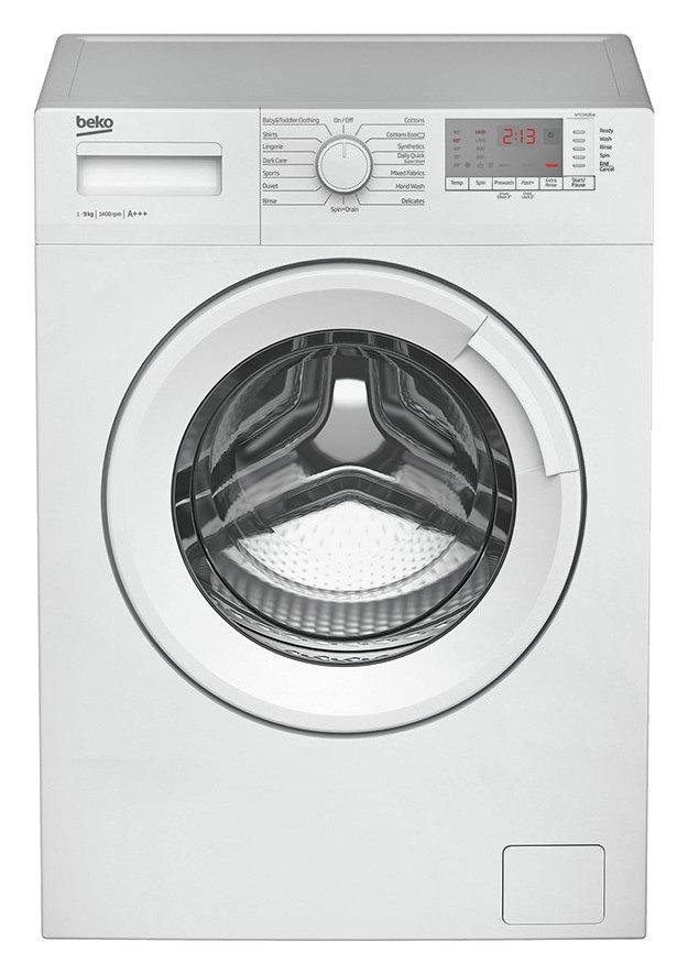 Beko WTG941B1W 9KG 1400 Spin Washing Machine - White