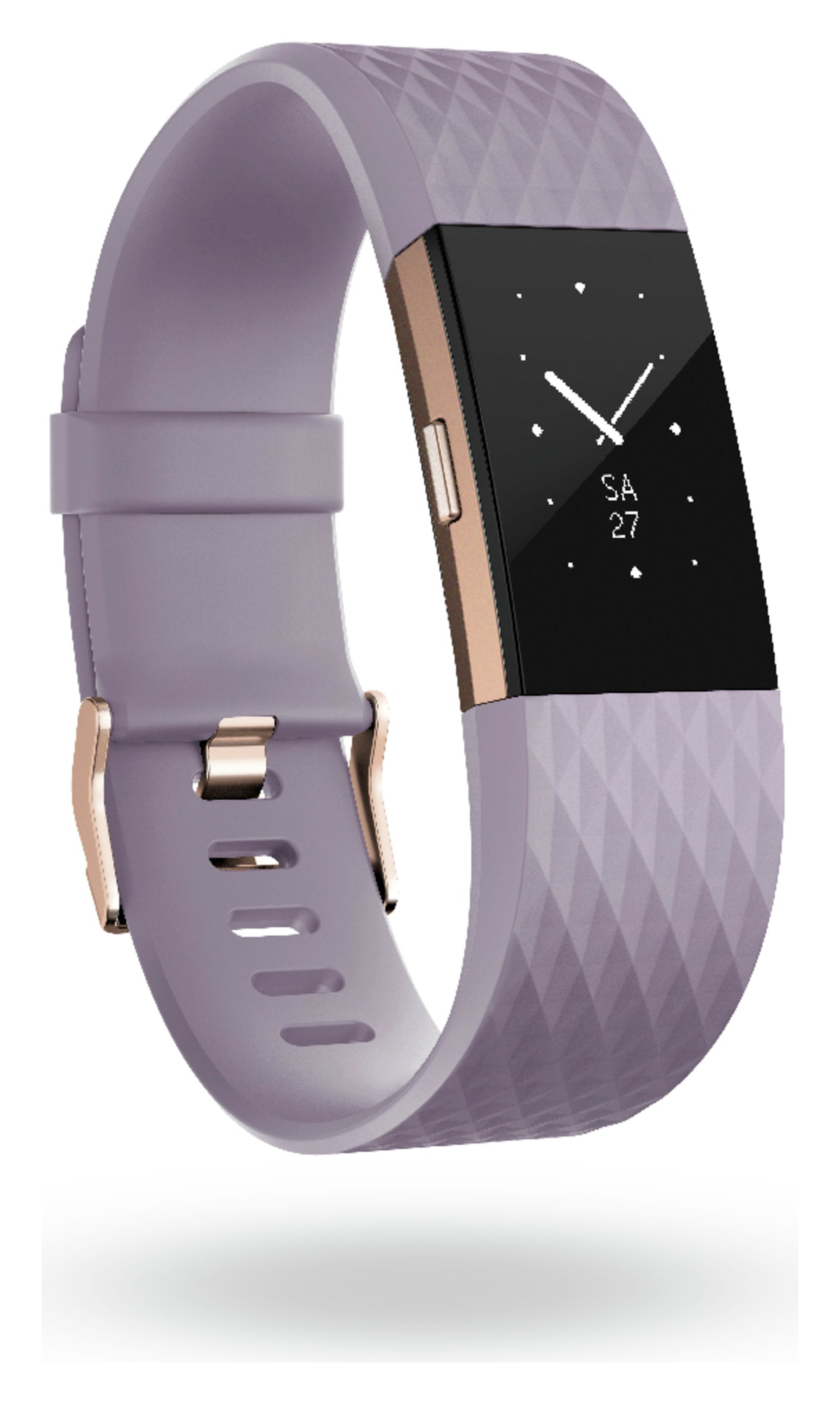 Fitbit Special Edition Charge 2 Band Rose Gold - Large