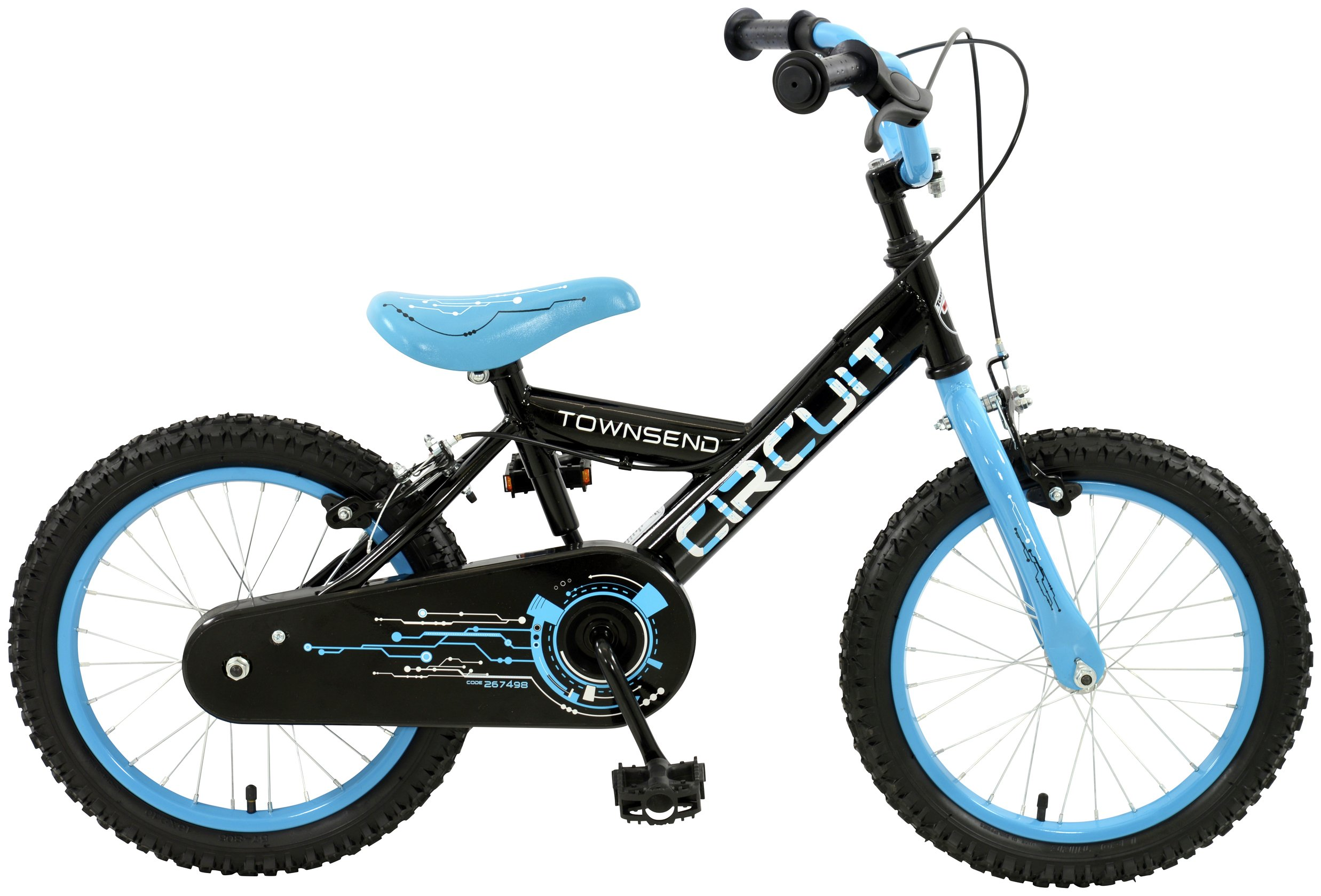 Townsend Circuit Kids 16 Inch Rigid Bike