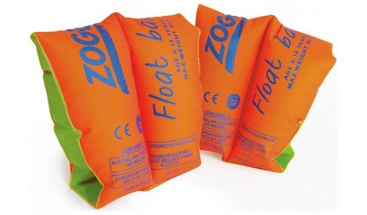 Zoggs Armbands - 1-3 Years.