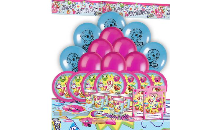 Shopkins Ultimate Extra Shopkins Party Pack