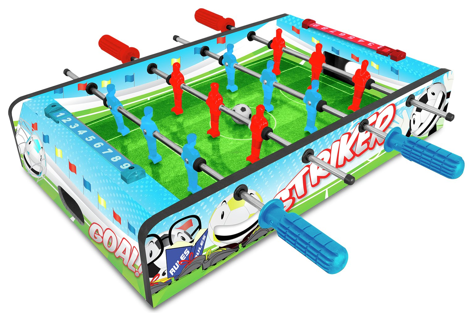 Image of Chad Valley 20 Inch Table Top Football Table.