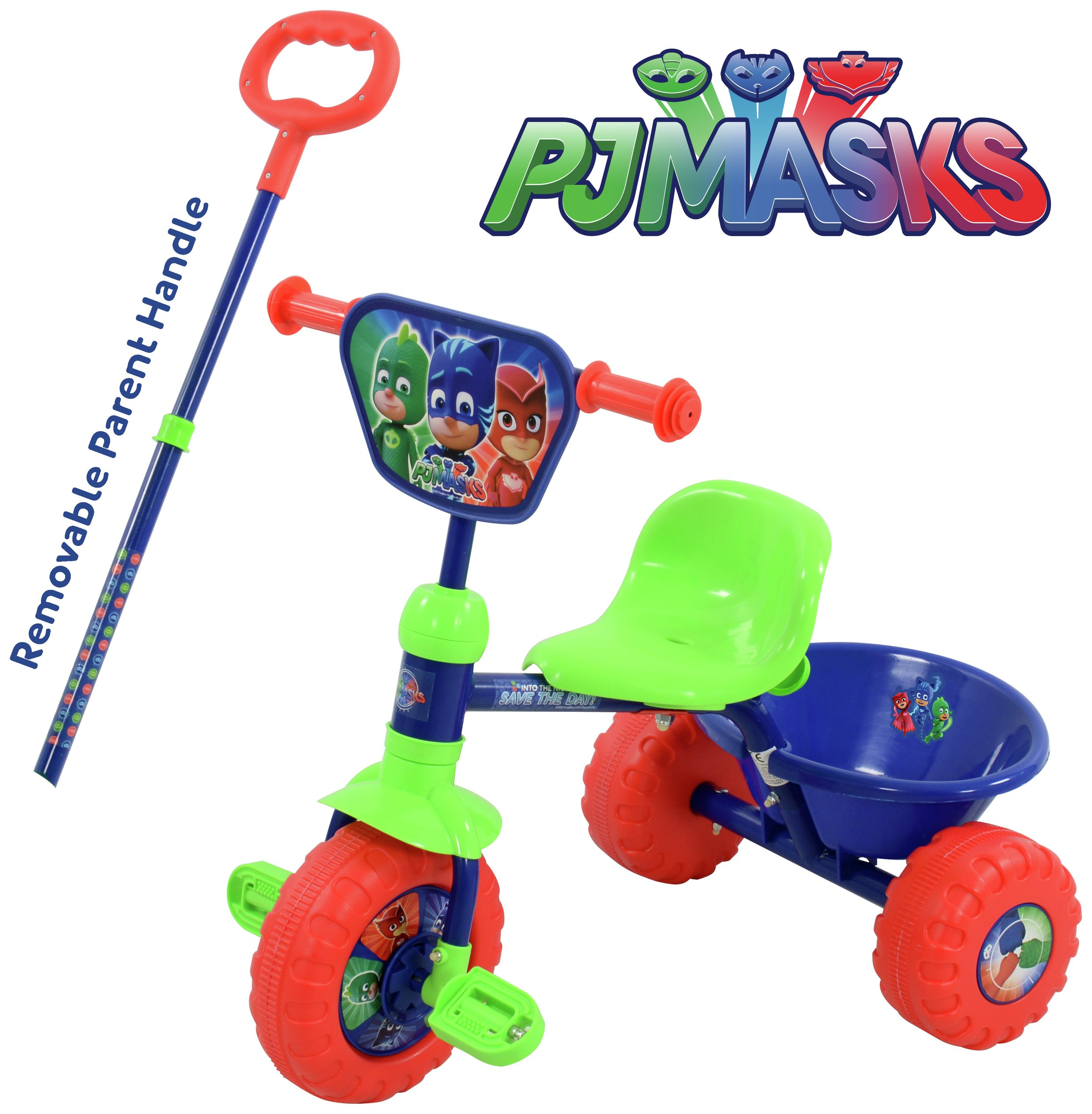 PJ Masks My First Trike