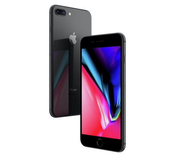 Sim Free IPhone 8 Plus 64GB Mobile Phone